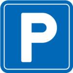 駐車場マーク